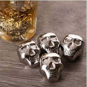 Other - Reusable Stainless Steel Ice Cube Metal Whiskey